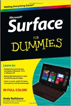 Surface For Dummies free download