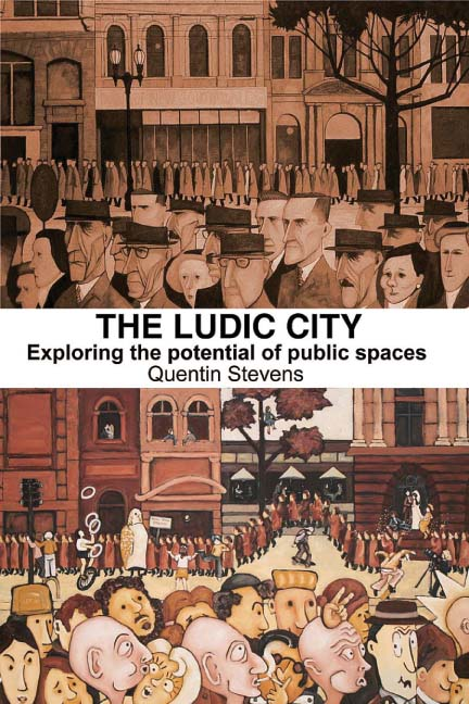 The Ludic City: Exploring the Potential of Public Spaces free download