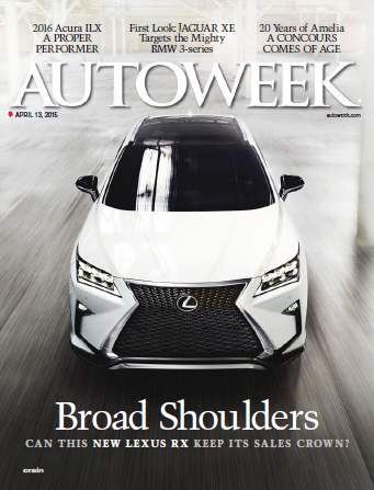 Autoweek - 13 April 2015 free download