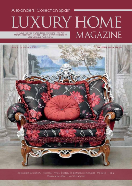 Luxury home magazine april june 2015 free ebooks download for Free house magazines