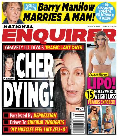 National Enquirer - 20 April 2015 free download