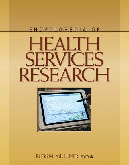 Encyclopedia of Health Services Research free download