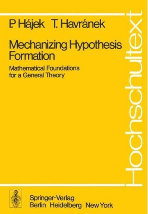 Mechanizing Hypothesis Formation: Mathematical Foundations for a General Theory free download