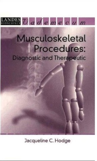 Musculoskeletal Procedures: Diagnostic and Therapeutic free download