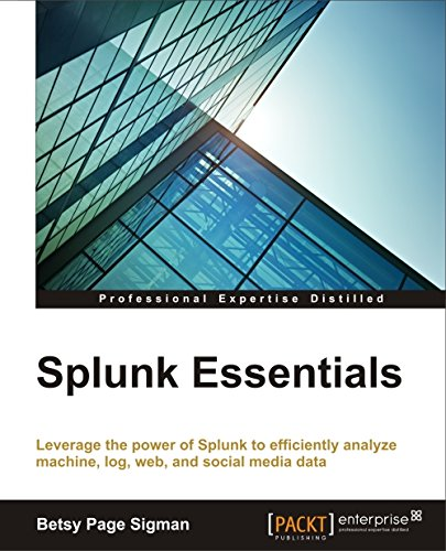 Splunk Essentials free download
