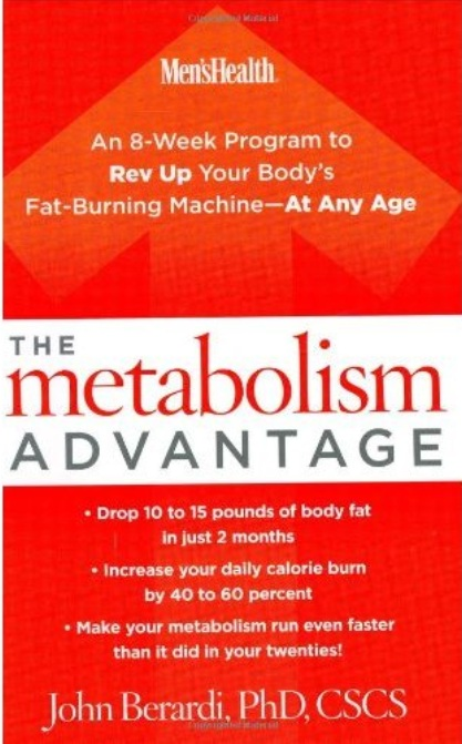 The Metabolism Advantage: An 8-Week Program to Rev Up Your Body's Fat-Burning Machine---At Any Age free download