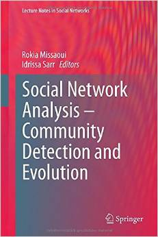 Social Network Analysis - Community Detection and Evolution free download