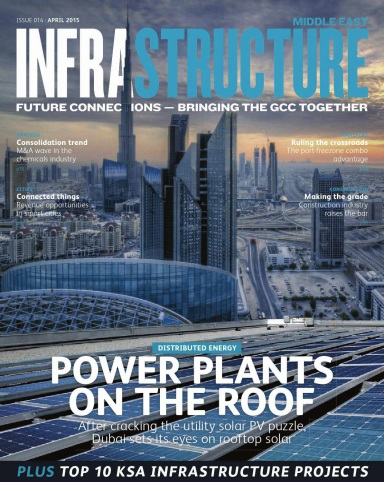 Infrastructure Middle East - April 2015 free download