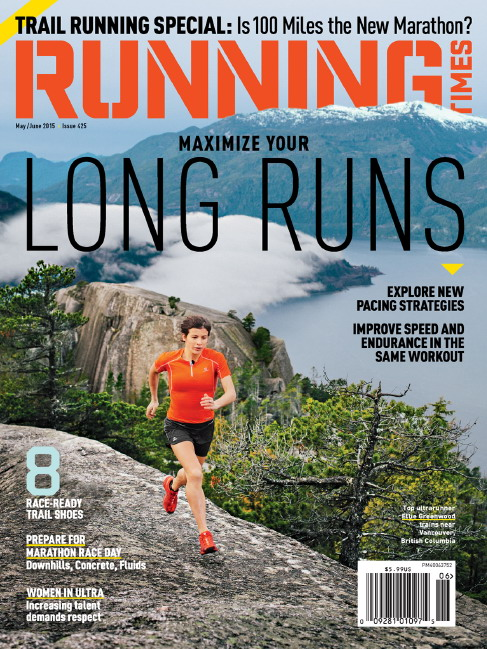 Running Times Magazine May/June 2015 free download