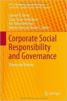 Corporate Social Responsibility and Governance: Theory and Practice free download