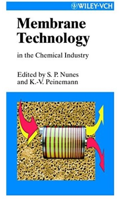 Membrane Technology: in the Chemical Industry free download