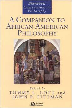 A Companion to African-American Philosophy by John P. Pittman free download