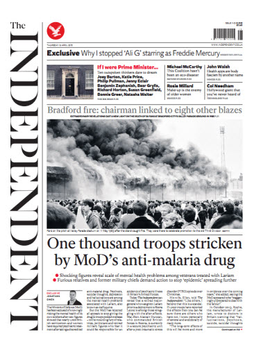 The Independent April 16 2015 free download