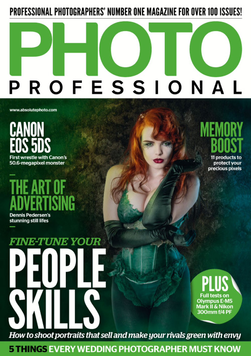 Photo Professional - Issue 105, 2015 free download