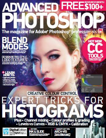 Advanced Photoshop - Issue 134 free download