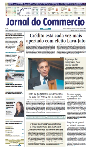 Jornal do Commercio - 6 de abril de 2015 - Segunda free download
