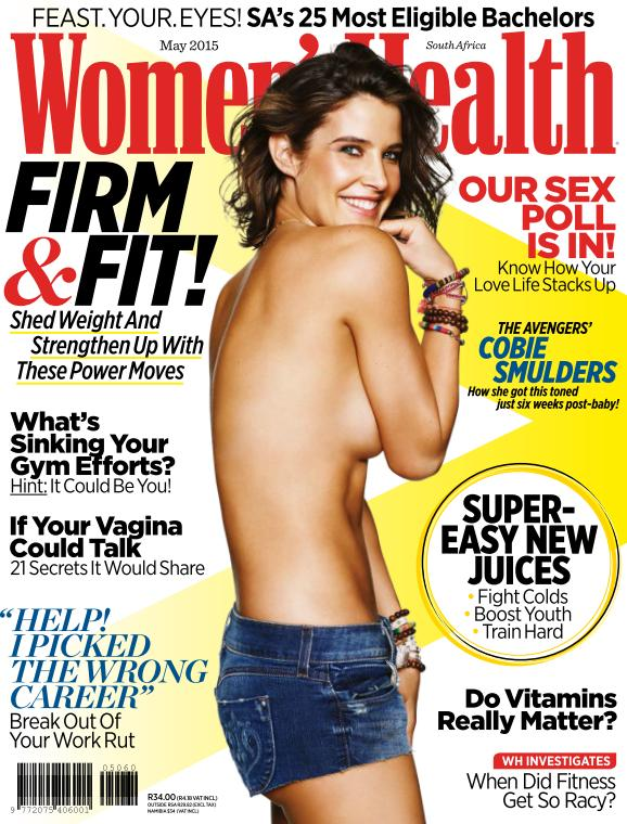 Women's Health South Africa - May 2015 free download