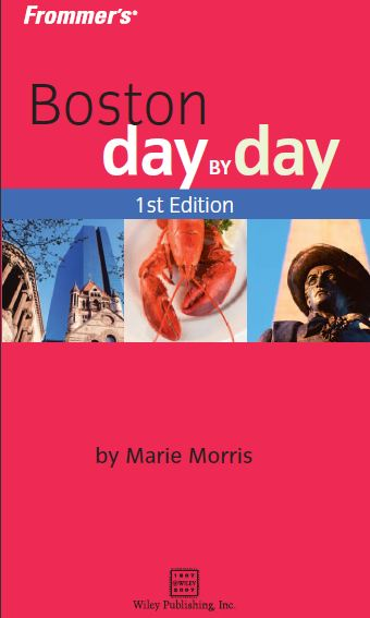 Frommer's Boston Day by Day free download