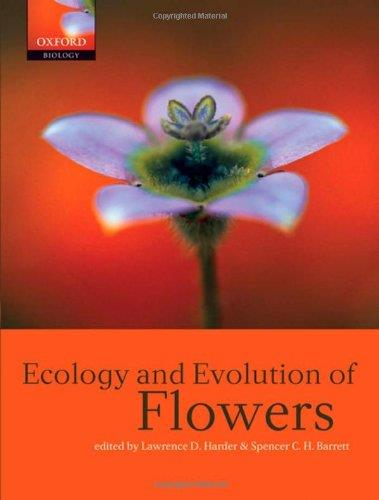 Ecology and Evolution of Flowers free download
