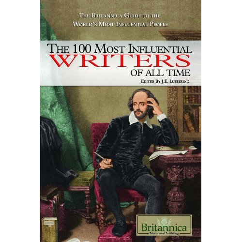 The 100 Most Influential Writers of All Time free download