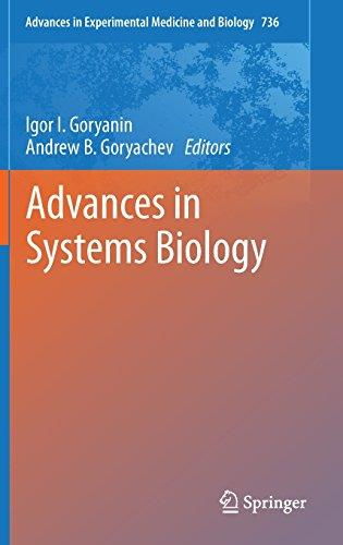 Advances in Systems Biology free download