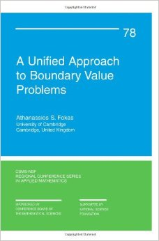 A Unified Approach to Boundary Value Problems free download