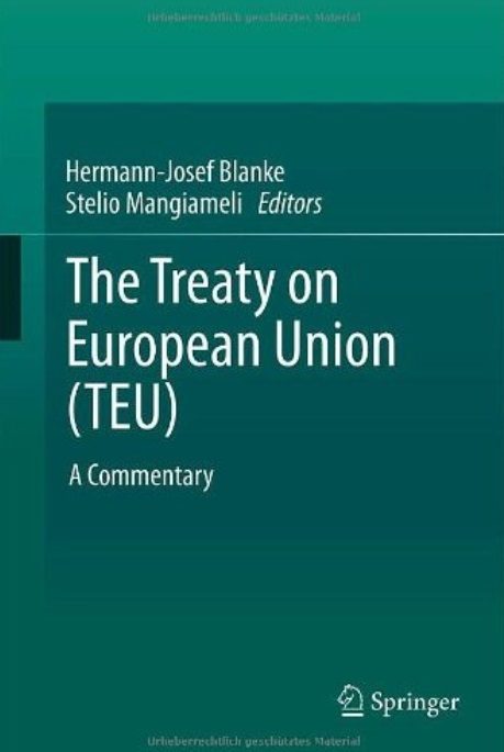 The Treaty on European Union (TEU): A Commentary free download