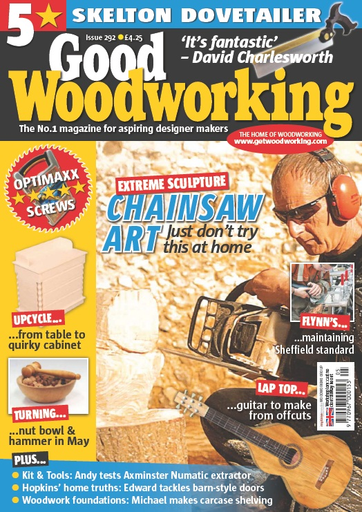 Good Woodworking - May 2015 free download