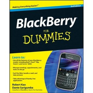 BlackBerry For Dummies free download