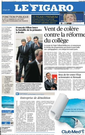 Le Figaro du Vendredi 17 Avril 2015 free download