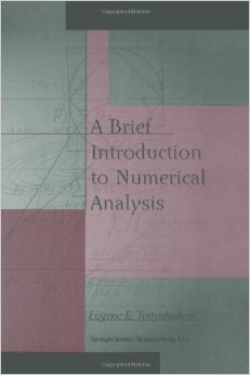 A Brief Introduction to Numerical Analysis free download