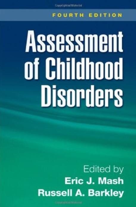 Assessment of Childhood Disorders (4th Edition) free download
