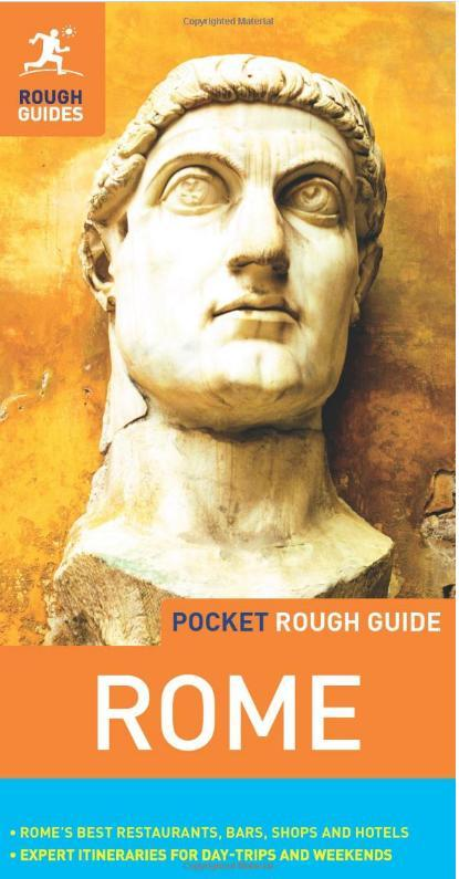 Pocket Rough Guide Rome free download