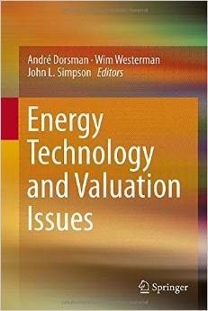 Energy Technology and Valuation Issues free download