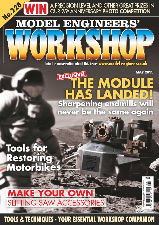 Model Engineers Workshop - May 2015 free download
