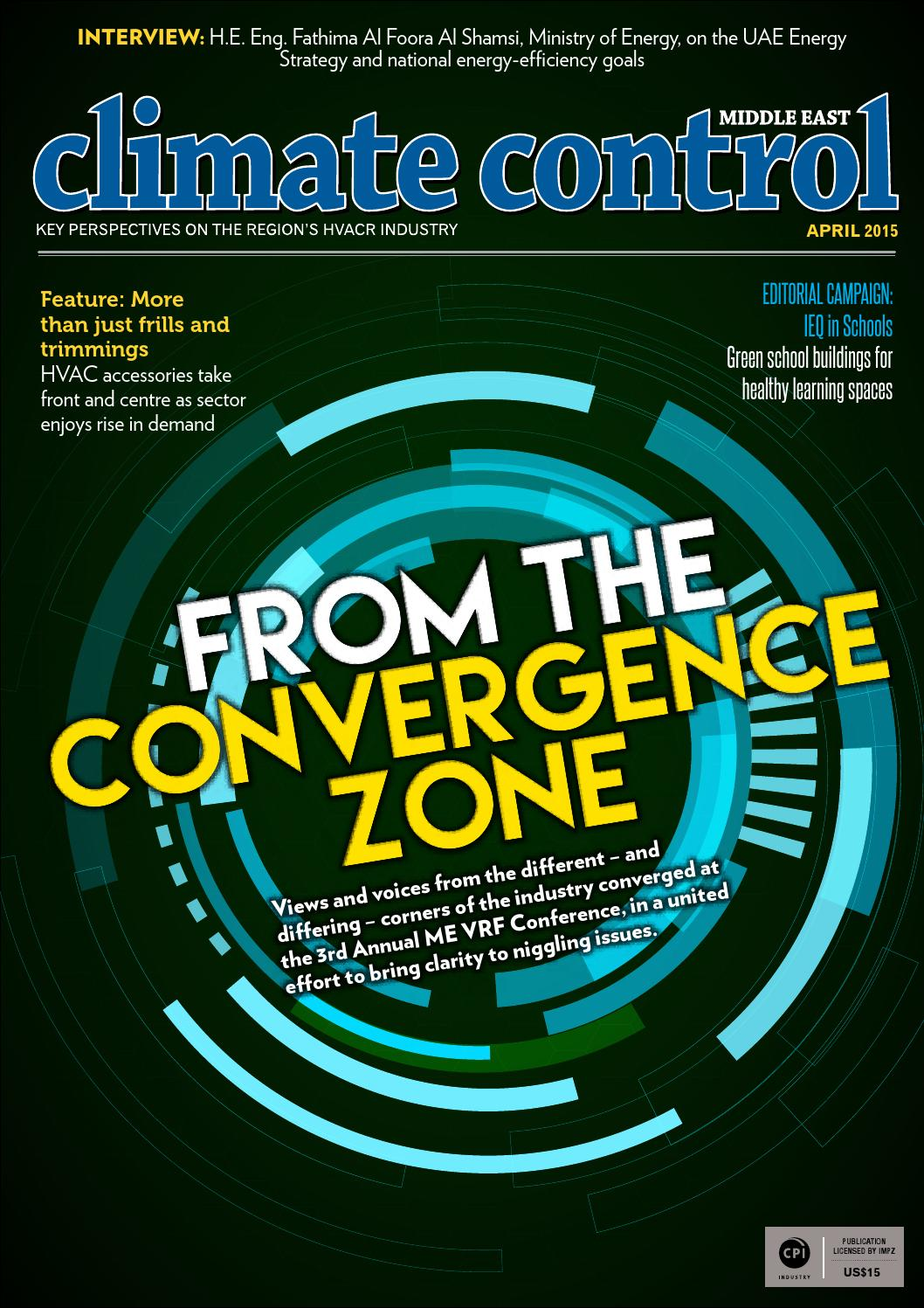 Climate Control Middle East - April 2015 free download