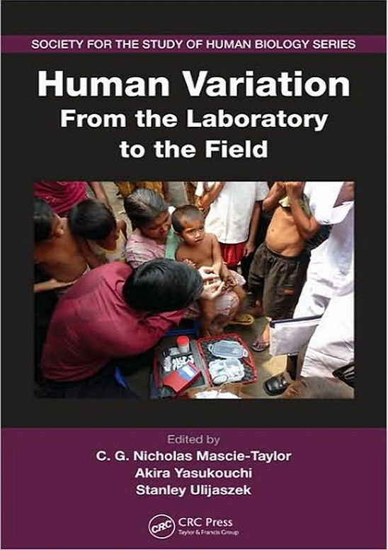 Human Variation: From the Laboratory to the Field free download