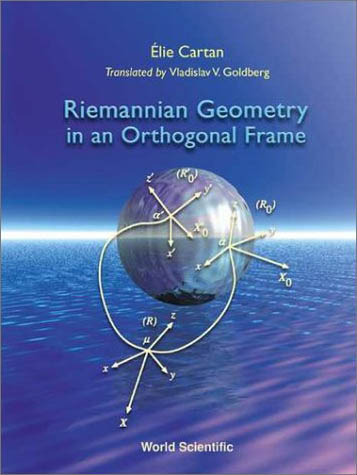 Riemannian Geometry in an Orthogonal Frame free download