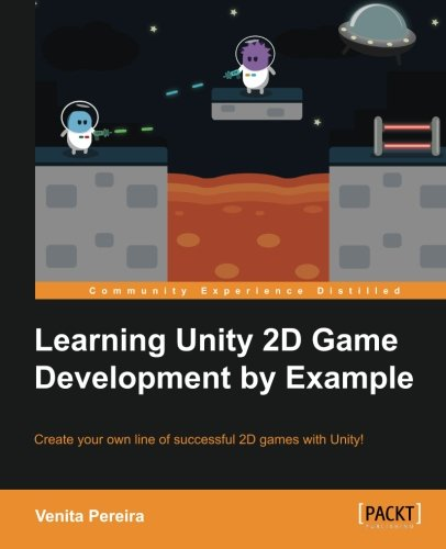 Learning Unity 2D Game Development free download
