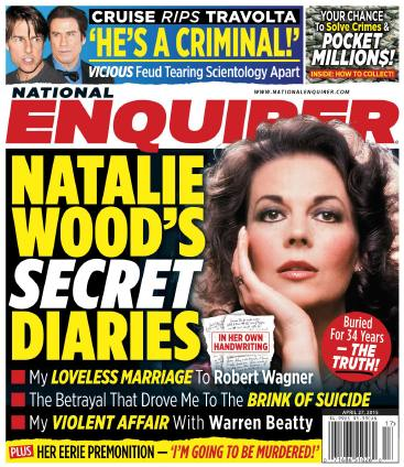 National Enquirer - 27 April 2015 free download