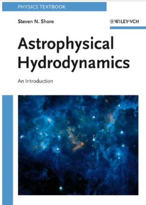 Astrophysical Hydrodynamics: An Introduction free download