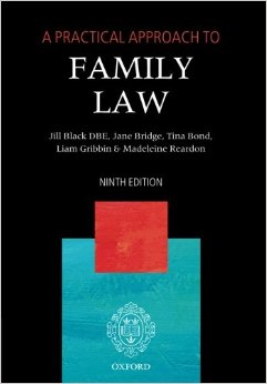 A Practical Approach to Family Law, 9 edition free download