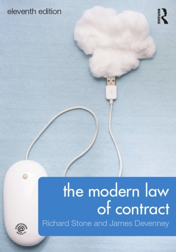 The Modern Law of Contract, 11 edition free download