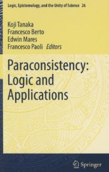 Paraconsistency: Logic and Applications free download