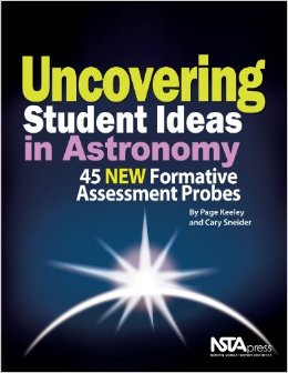 Uncovering Student Ideas in Astronomy: 45 Formative Assessment Probes download dree