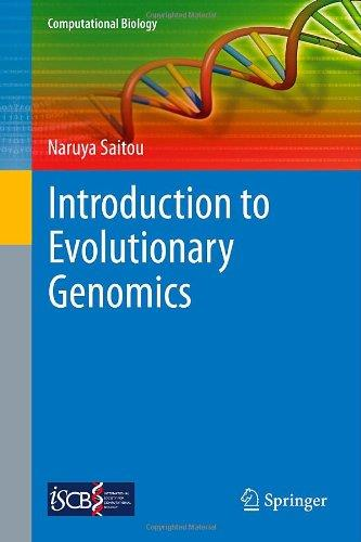 Introduction to Evolutionary Genomics free download