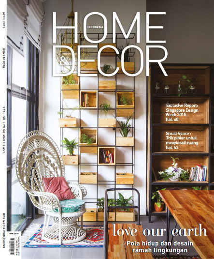 Home decor indonesia magazine april 2015 free ebooks for Home decor jakarta