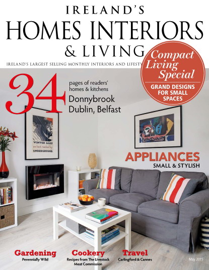 Ireland's Homes Interiors & Living Magazine May 2015 free download
