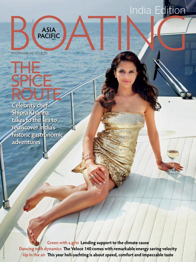 Asia-Pacific Boating India - January-February 2015 free download