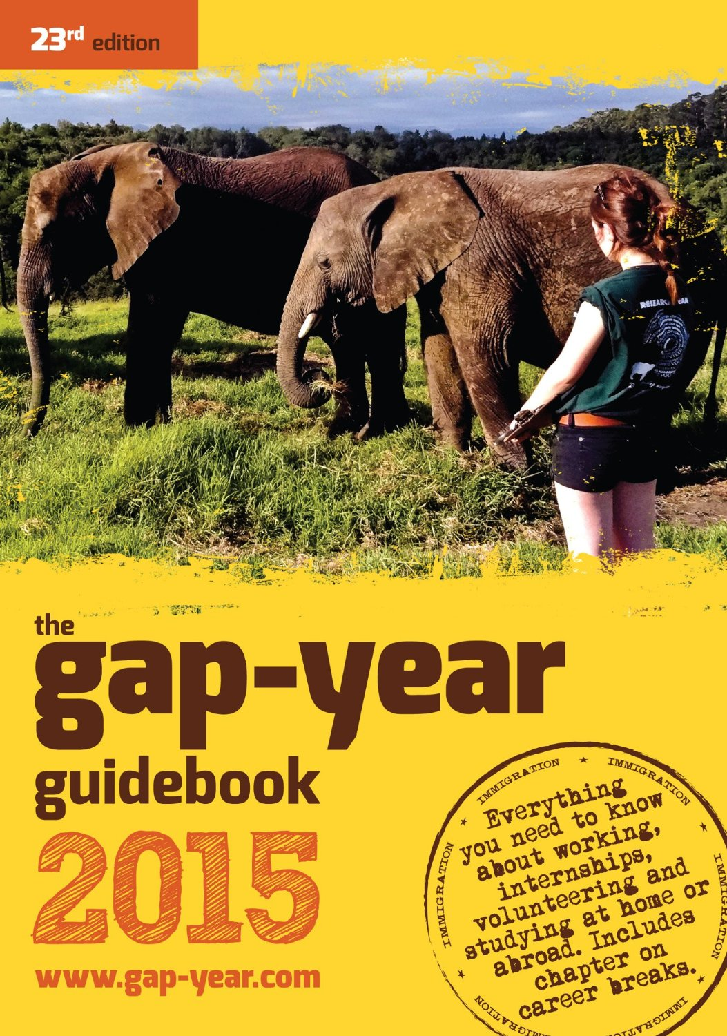 The Gap-Year Guidebook 2015 free download
